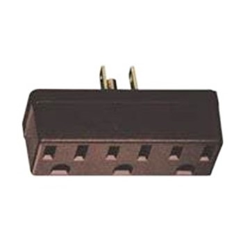 Triple Ground Outlet ~ 15a 125v