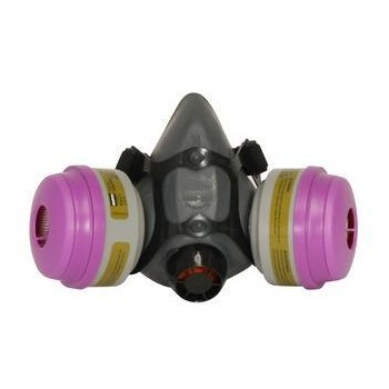 Multi-Contminant Half Mask Respirator ~ Medium