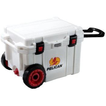 Cooler, Wheeled ~ Heavy Duty 45 Quart