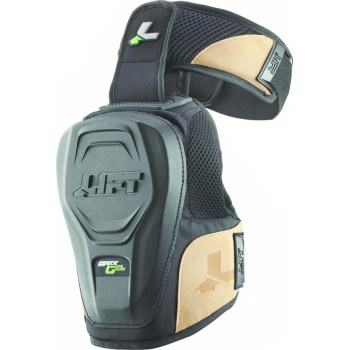 APEX Series Gel Knee Guard ~ Hardshell