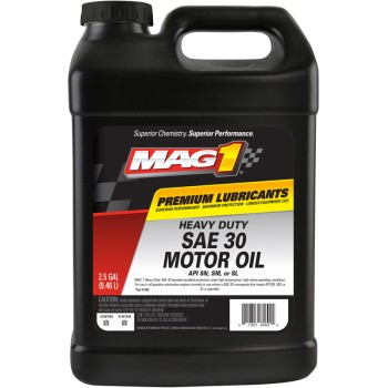 00402 2.5g 30w Heavy Duty Oil