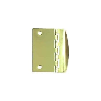 National 183608 Brass Flip Door Lock, Visual Pack 808