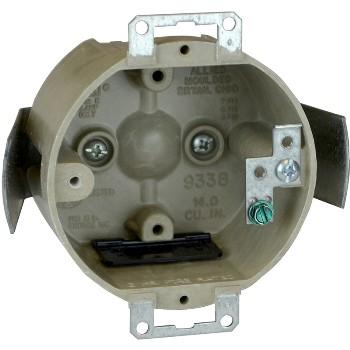 Allied Moulded Prods H9338=ESGK 3.5in. Fixture Box