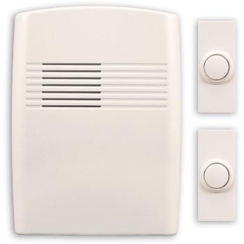 Heath/Zenith SL-6162-C Sl-7762-03 Wireless Door Chime