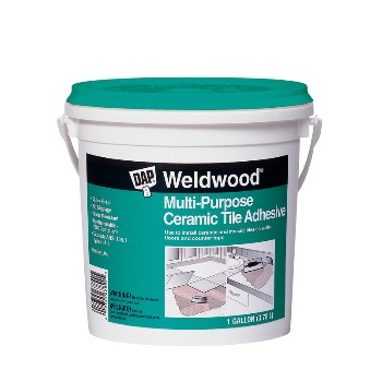 DAP 25192 Ceramic Tile Adhesive ~ Gallon