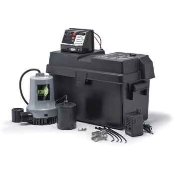 Bat Backup S Pump System