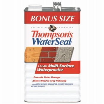 Waterproofing Wood Protector, Clear ~ Gallon