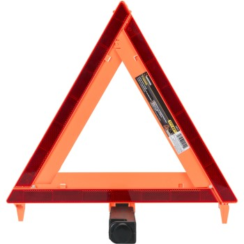 Hampton Prods 04910 Folding Safety Triangle
