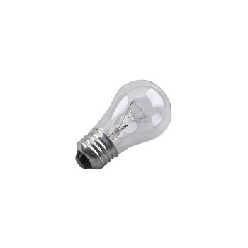 Appliance Light Bulb, Clear 120 Volt 40 Watt
