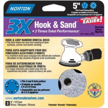 Norton 0 Prosand 120 H&L Disc