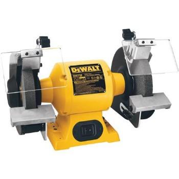 DeWalt DW758 Bench Grinder, 8 inch.
