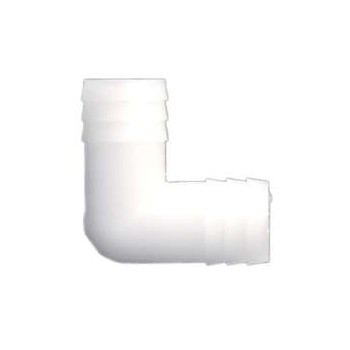 Hose Barb Elbow - 5/8 inch