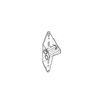 PrimeLine/SlideCo GD52107 #4 W/Fast Stnd Hinge