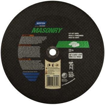 10in. Masonry Wheel