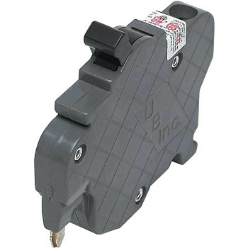 Federal Pacific UBIF020N Breaker, Thin Single Pole ~ 20 Amp