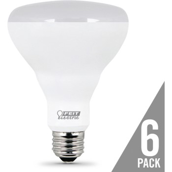 Feit Electric  BR30/DM/10KLED/ Dimmable Led Bulb ~ 6 pack