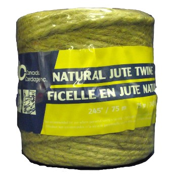 245ft. Natural Jute Twine