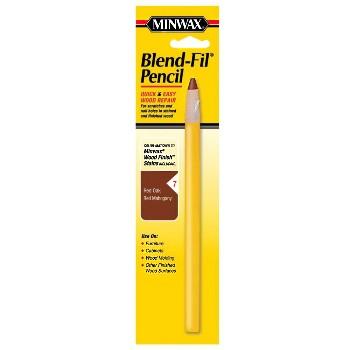 Minwax 11007 Blend-Fil # 7 Pencil ~ Red Oak/Red Mahogany