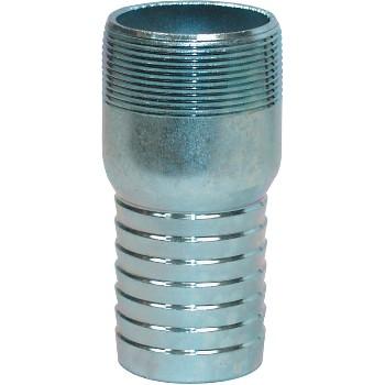 "Apache  43050580 Steel King Nipple, Plated ~ 2"""