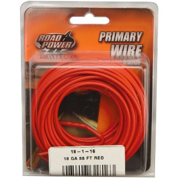 Coleman Cable 55667433 18-1-16 18garded Primary Wire