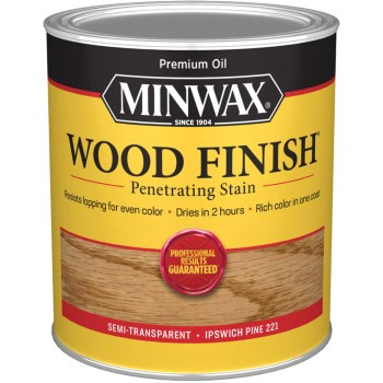 Wood Finish ~ Ipswich Pine,  Gallon