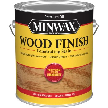 Minwax 71005 Wood Finish ~ Colonia Maple,  Gallon