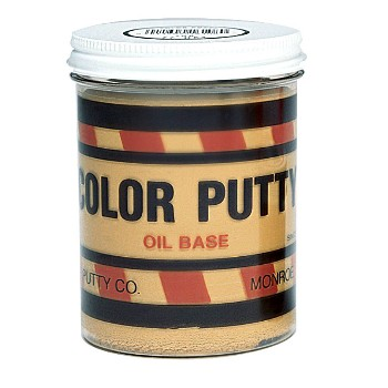 Color Putty - Brown Mahogany - 1 pound