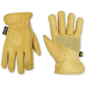 Xl Tanlined Cwhide Glove