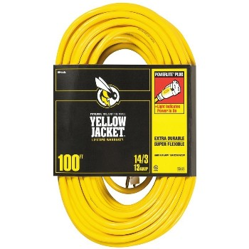 Coleman Cable 2888 Extension Cord - 100 feet