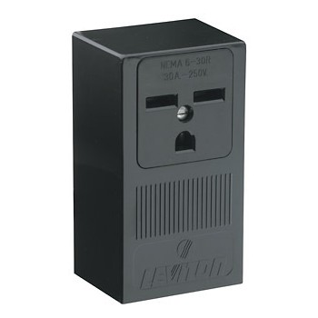 Surface Mount Receptacle ~ 30 Amp - 250 volt