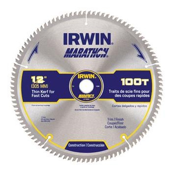 "Marathon Miter & Table Saw Blade ~ 12"" 100T"