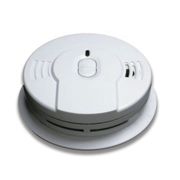 Sealed Lithium Battery Power Smoke Detector