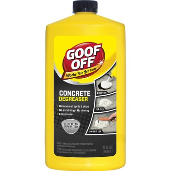 32oz Concrete Degreaser