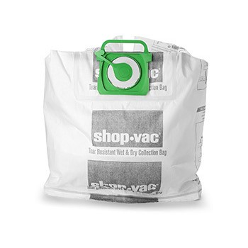 Shop Vac Corp - Accessories 9021533 2pk 5-10g Wet/Dry Bag