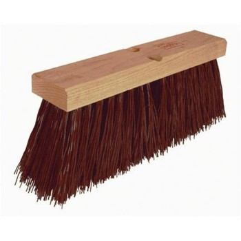 "Broom Head For Barn/Street ~ 16"" brush head"