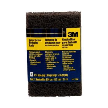 3M 05111110112 Sandpaper - Flexible Heavy Duty Stripping Pad