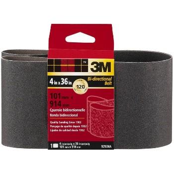 3M 9293NA Fine Sanding Belt ~ 4in.x36in.