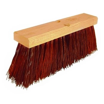Street Sweep Broom Head ~ 16""
