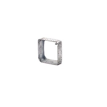 Square Extension, 4 inch 1.5 inch Deep