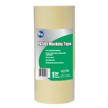 "Intertape 85987 Masking Tape - PG505 ~  2"" x 60 Yd"