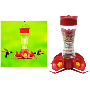 Hummingbird Feeder,  8 oz Capacity