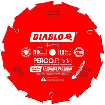 Buy The Freud Diablo D1012lf 10in 12t Laminate Blade