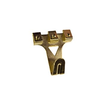 Bright Brass 75# Swl Super Hanger, Visual Pack 2536
