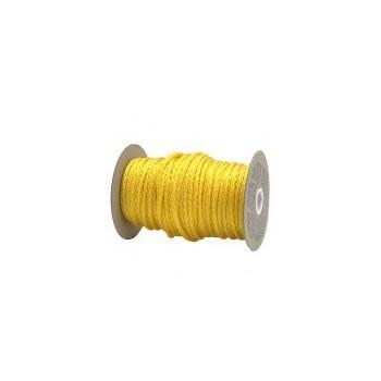 Canada Cordage 610080-00500-11 610080-00500 #8x500 Yel Rope