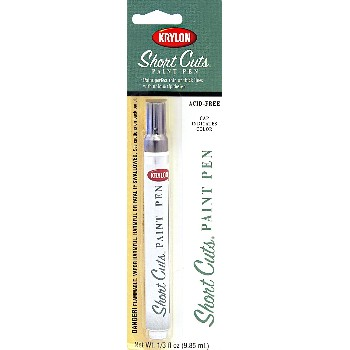 Short Cuts® Chrome Paint Pen