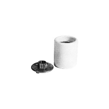 Angelo/westinghouse 70409 Socket - Porcelain