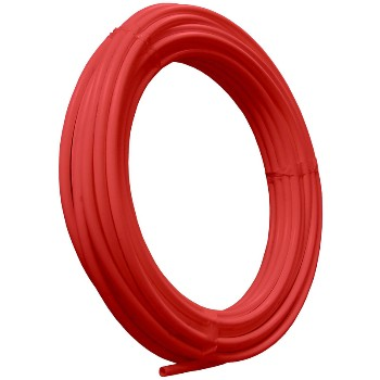 1/2 X 100ft. Pex Red Coil Tube