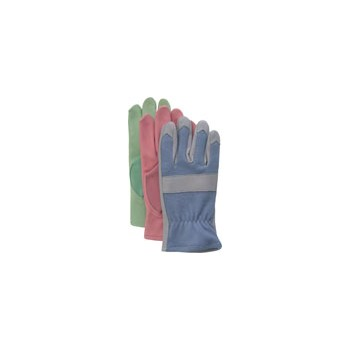 Ladies Gloves - Flexible Pigskin Palm
