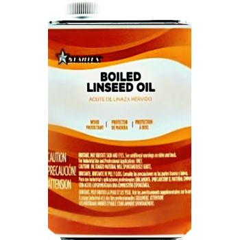 Boiled Linseed Oil ~ Quart