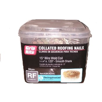 Prime Source GRCR3TRC 1-1/4in. 15o Roof Nail